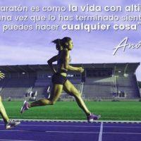 frases bonitas de atletismo