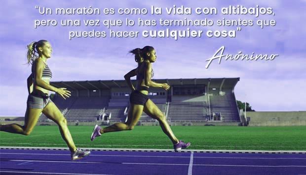 Las 14 Mejores Frases Motivadoras De Atletismo Solo