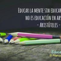 frases educativas y motivadoras